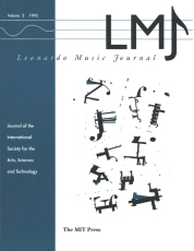 Leonardo Music Journal